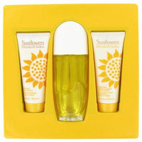 Gift Set -- 3.3 oz Eau De Toilette Spray + 3.3 oz Hydrating Cream Cleanser + 3.3. oz Body Lotion