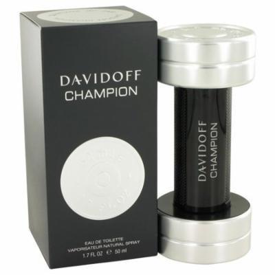 Davidoff Champion by Davidoff Eau De Toilette Spray 1.7 oz