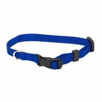 Coastal Pet Products Tuff Buckle Adjustable Blue Nylon Collar 14