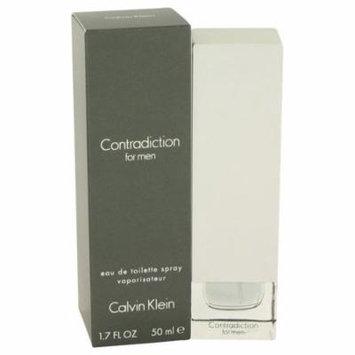 CONTRADICTION by Calvin Klein Eau De Toilette Spray 1.7 oz for Men