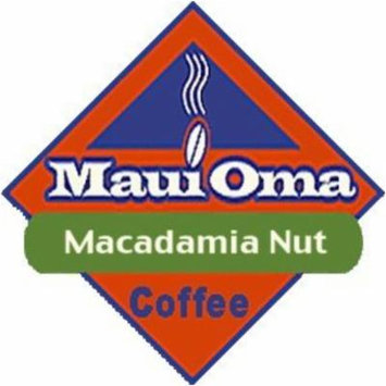 Hawaiian Maui Oma Coffee 1 Lb. Bags Ground Macadamia Nut