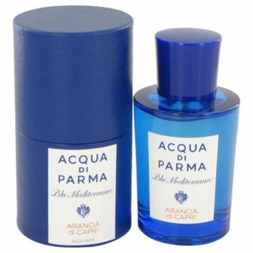 Blu Mediterraneo Arancia Di Capri by Acqua Di Parma Eau De Toilette Spray 2.5 oz