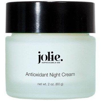 Jolie Antioxidant Night Cream - Enriched Hydrating Moisturizer 2 oz.