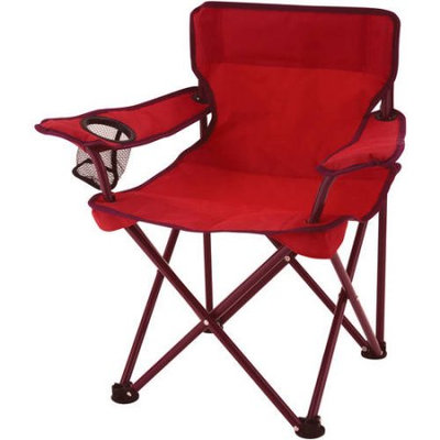Zhejiang Sunshine Leisure Products Co., Ltd. Ozark Trail Kid Chair, Red