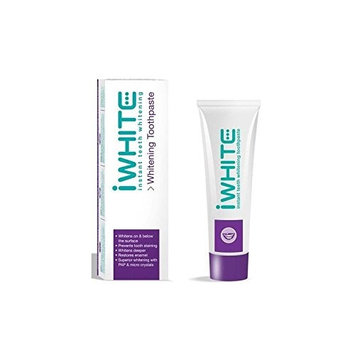 iWhite Instant Teeth Whitening Toothpaste (75ml) (Pack of 2)