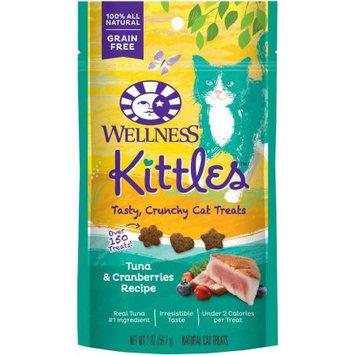 Wellness Kittles Tuna & Cranberries Cat Treats, 2 oz