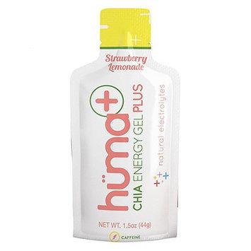 Huma Chia Energy Gel Plus 24 Pack: Huma Gel Nutrition