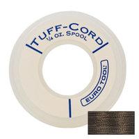 Eurotool Tuff-Cord Beading Cord, Brown, Size 1, 98 Yards