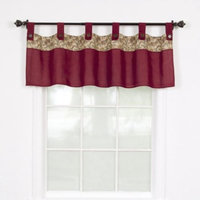 Classic Treasures Stanfield 52'' Curtain Valance