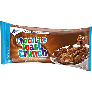 Cinnamon Toast Crunch Chocolate Cereal Bag, 35 oz(us)