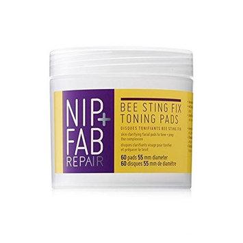 Nip+Fab Bee Sting Fix Toning Pads 80ml