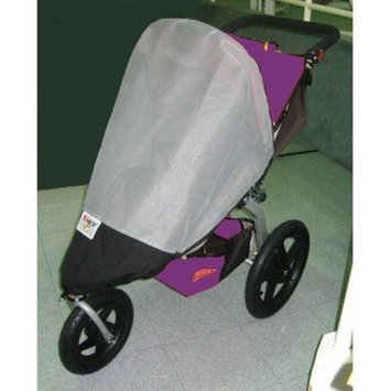 Sasha's Kiddie Products BOB Revolution SE 2011 / Stroller Stride Fitness 2011 Single Stroller Sun Wind and Insect Cover