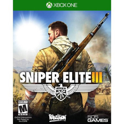 505 Games Sniper Elite III (Xbox One) - Pre-Owned