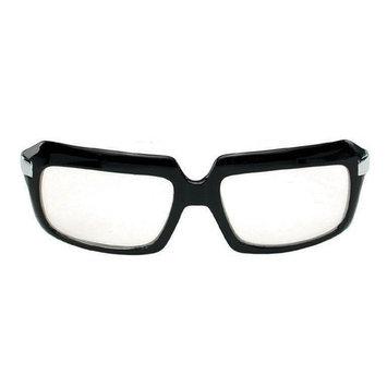 Morris Costumes Glasses 80'S Scratcher Blk Clr