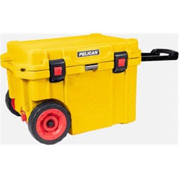 John Deere TS4006002OX32Q 32 qt Lit Cooler with Black & Yellow
