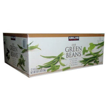 Signature Cut Green Beans, 10.9-Pound, 12 ct