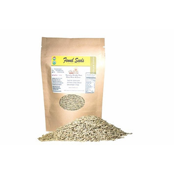 eSutras Organic Fennel seeds, Hand sorted, Fresh Packed Quality + Flavor Lowest price