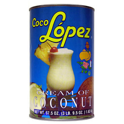 Coco Lopez 57 Ounce Coconut Cream 12 pack (03-0336)