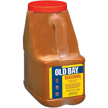 McCormick Old Bay Seafood, Poultry, Salads and Meat Seasoning Jug, 7.5 LB