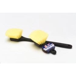Laitner Brush Scrubbing Brushes 21 in. Long Handle Soft Bristle Wash Brush 8572