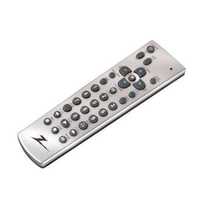 Zenith Remote Controls 2-Device TV, DVD and VCR Scan Remote Control - Silver ZH210