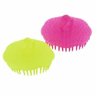 New Hair Shampoo Scalp Body Massage Massager Brush Comb