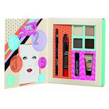 Sunkissed Beautiful Bronze Beauty On The Go Gift Set 3.2g Lip Crayon + 4 x 1.8g Eyeshadows + 0.2oz (