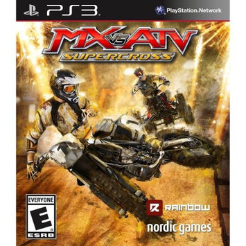Nordic Gaming MX vs. ATV Supercross - Pre-Owned (PS3)