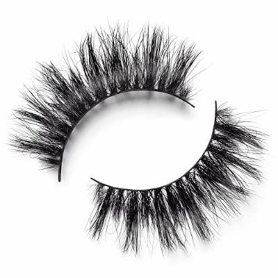 LILLY LASHES 3D Mink false eyelashes in style Vegas