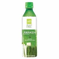 Alo Pulp Free Awaken Aloe Vera Juice Drink - Wheatgrass - Case of 12 - 16.9 fl oz.