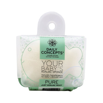 Daily Concepts Your Baby's Konjac Sponge Pure