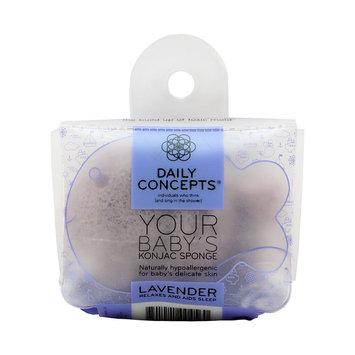 Daily Concepts Your Baby's Konjac Sponge Lavender