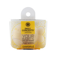 Daily Concepts Your Baby's Konjac Sponge Chamomille