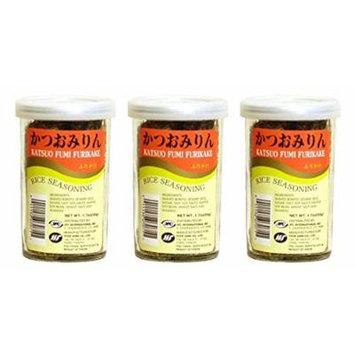 Katsuo Fumi Furikake Rice Seasoning (Pack of 3)