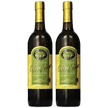 Napa Valley Naturals Rich and Robust Extra Virgin Olive Oil, two 25.4 Ounce bottles