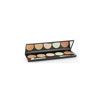 Jolie 5 Shade Cream Correcting Palette - Concealer/Corrector/Shadow Base