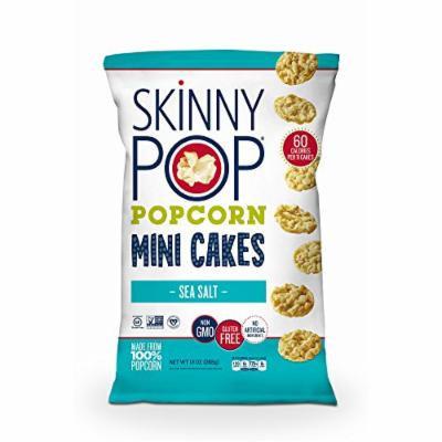 Skinny Pop Sea Salt Mini Popcorn Cakes, 13 oz.
