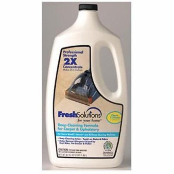 Fresh Solutions 64 OZ 2X Deep Cleaning Formula Carpet Cleaner Only One