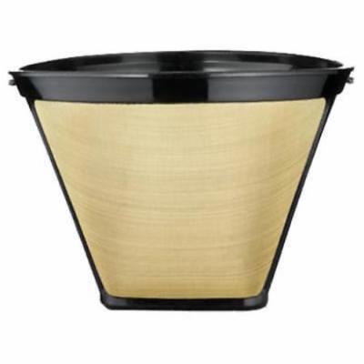 #4 Cone 8-12 Cup Golden Basket Permanent Coffee Filter Only One
