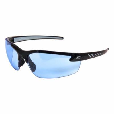 EDGE EYEWEAR Safety Glasses,Light Blue DZ113VS-G2