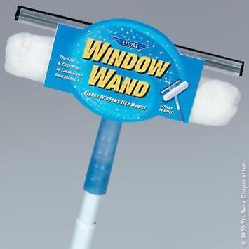 2 Tools In 1 Extension Pole Window Wand Only One