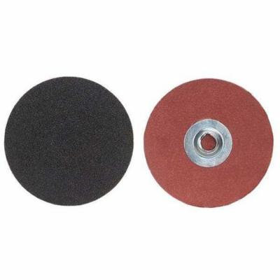 Quick Change Disc,80 Grit,3 in.,PK50 NORTON 66623319025