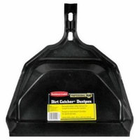 Dirt Catcher Large Black Mouth Dust Pan Heavy Gauge Molded Resin Stair Only One