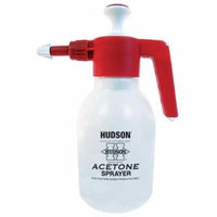 Hudson .4 Gallon Hand Held Acetone Sprayer Ideal For Acetone Solutions