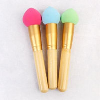 The Crème Shop Cosmetic Cone Blending Wand Set of 3