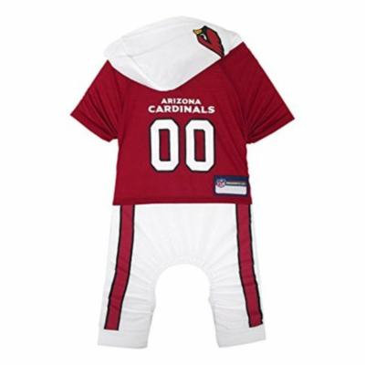 NFL ARIZONA CARDINALS Pet Onesie, Size Medium. Cutest Pet Outfit for Any Pet, Any Occasion!