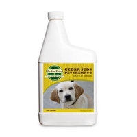 Cedarsuds Pet Shampoo: Honeysuckle - Gallon