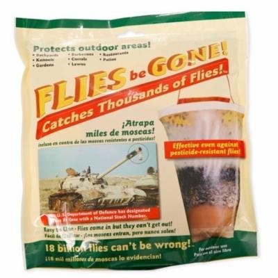 Flies Be Gone Fly Trap- Used by the Army