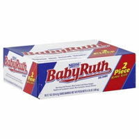 Nestle Baby Ruth Candy Bars, 18 ea
