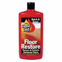 24 OZ Floor Restore Renews & Protects Dull Worn Hardwood Floors Enhanc Only One